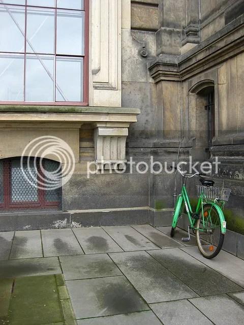 Dresden - Green Bike