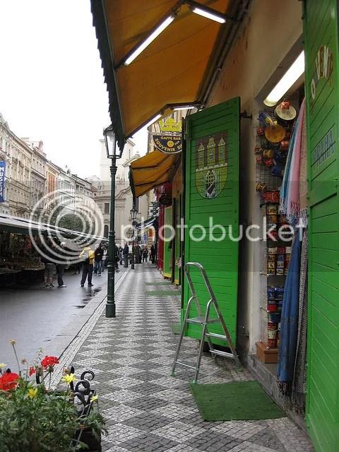 Prague - Market