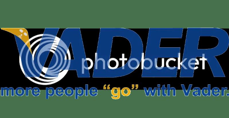 Visa/Vader final