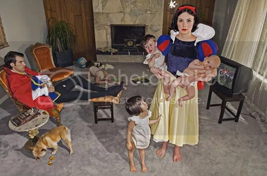 Snow White from Snow White & The Seven Dwarves