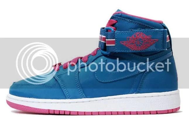 Air Jordans 1 Hi Strap (Womens)