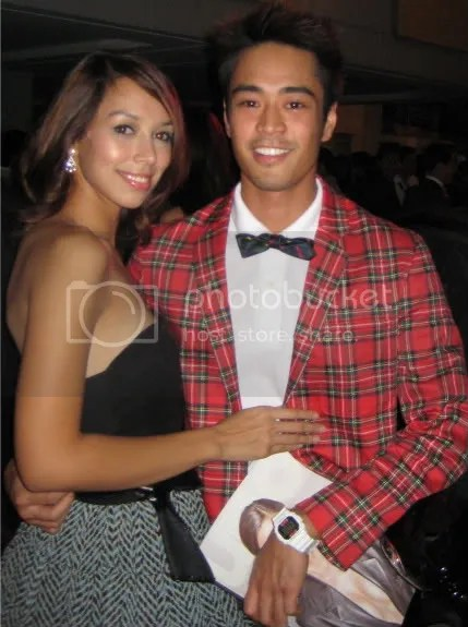Thanks to Undernourished Manila for my Dress, and Joey Samson for Brents awesome blazer! :)