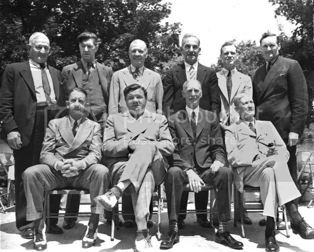 1936 Class of the Baseball Hall of Fame