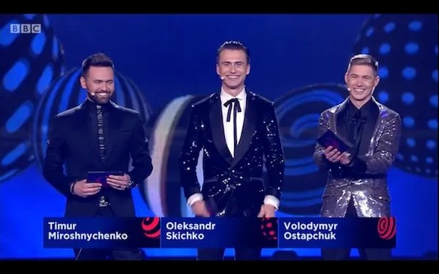 Timur, Oleks and Vova