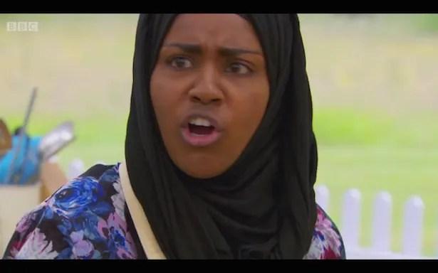 Nadiya face
