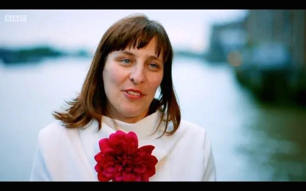 Amanda's ribbon