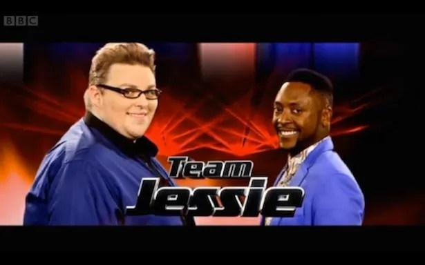TEAM JESSIE BAYBEH!