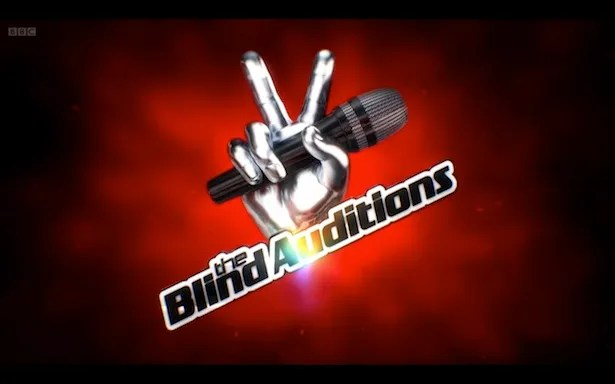 The Blind Auditions