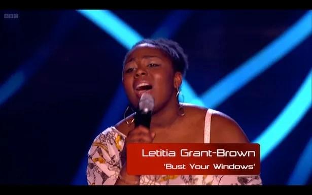 Letitia Grant-Brown