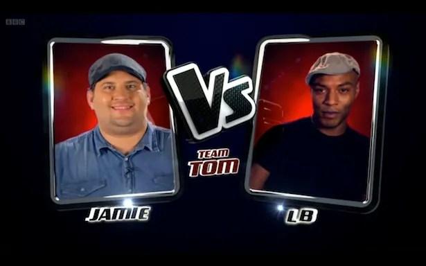 Jamie vs LB