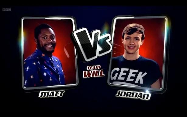 Matt vs Jordan