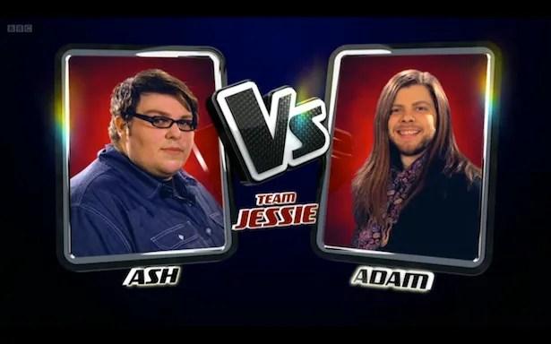 Ash vs Adam