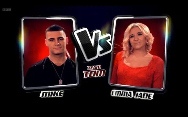 Mike vs Emma Jade