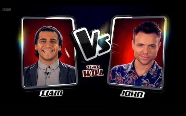 Liam vs John