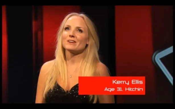 West End Leading Lady Kerry Ellis