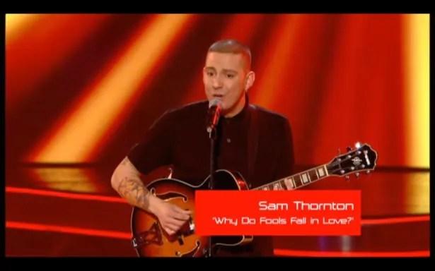 Sam Thornton
