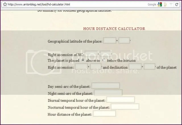 astro calculator by Anton Grigoryev. From which did he take formulae?