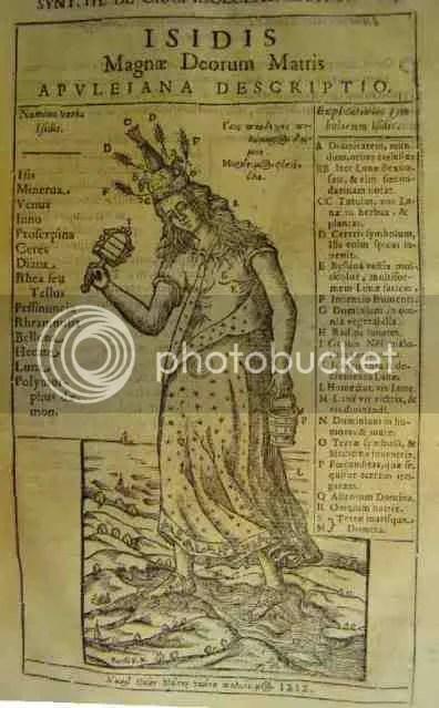 Oedipus Aegyptiacus, 1692