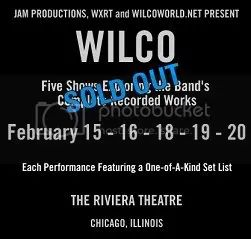 wilco Wilcos second night (2/16)