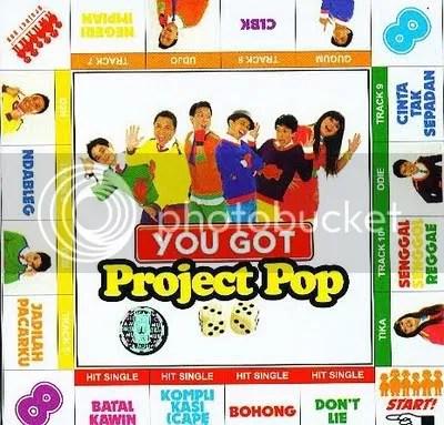 album you got project pop