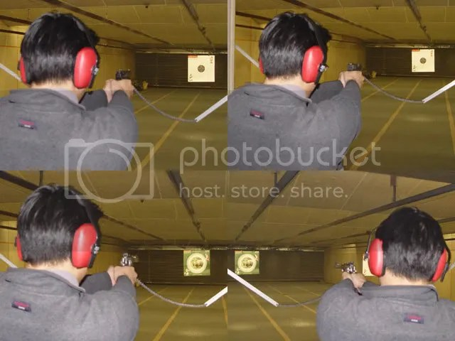 Lotte World Shooting Range