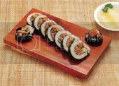 Gimbap Roll
