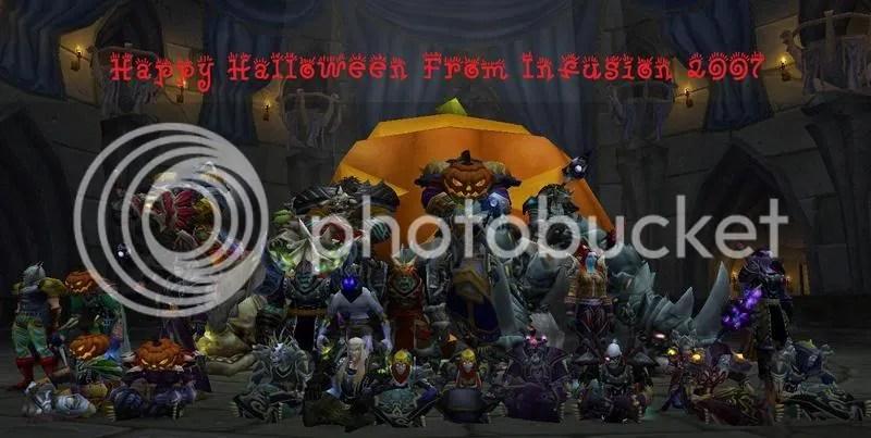Infusion, Halloween 2007