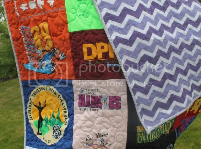 T Shirt Quilt Indianapolis