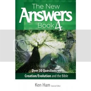 Review of The New Answers Book 4 edited by Ken Ham @GrowingForChrist