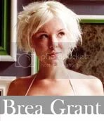 Brea Grant - Blog