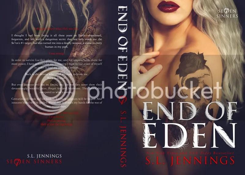 End Of Eden SL Jennings