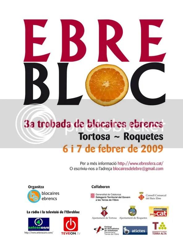 cartell ebrebloc 2009