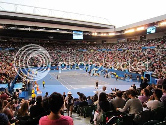 Australian Open 2013 - 4th round