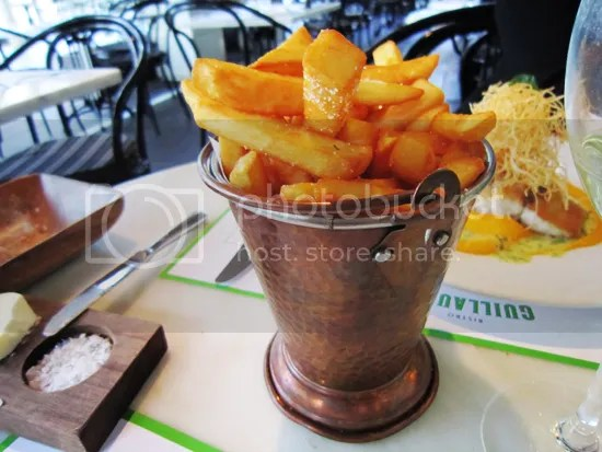 Bistro Guillaume- chips
