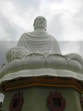 Buddha in the lying position