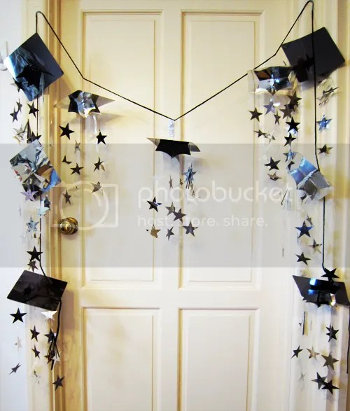 Graduation decoration