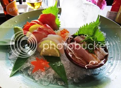 Sashimi Combo Sake Restaurant