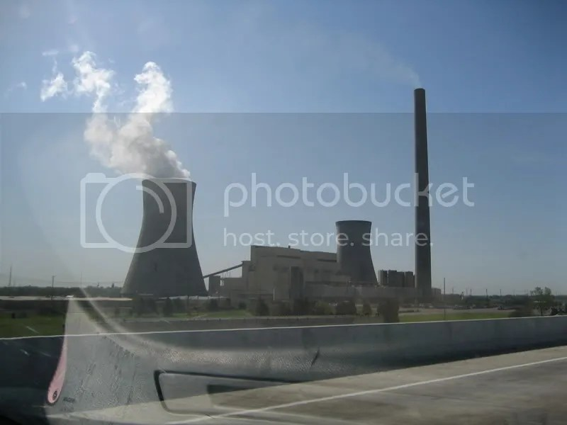 Power plant, Southern Indiana