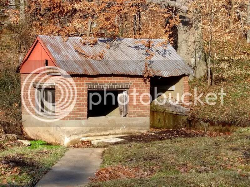 Indiana facility Field Team Bunk House/CHUD Hole