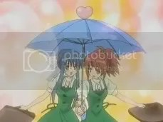 Raburabu Umbrella.