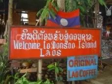 We're At Laos!