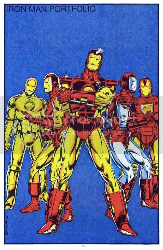 Iron Man Annual #10