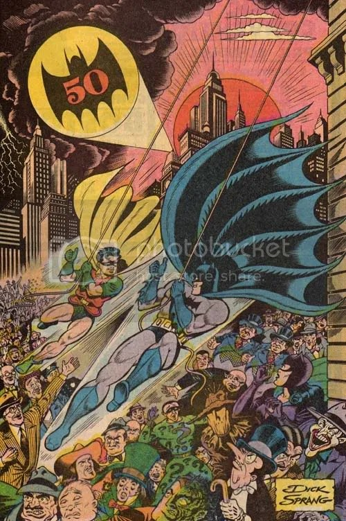 Holy pin-up Batman!