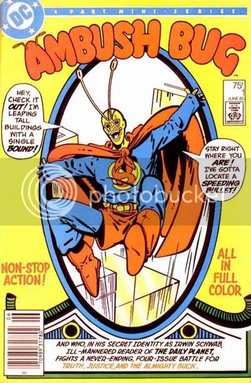 Check out the DC Comics Presents appearances, dynamite