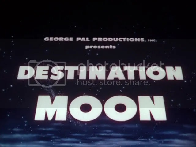 1949's Destination Moon, directed by Irving Pichel