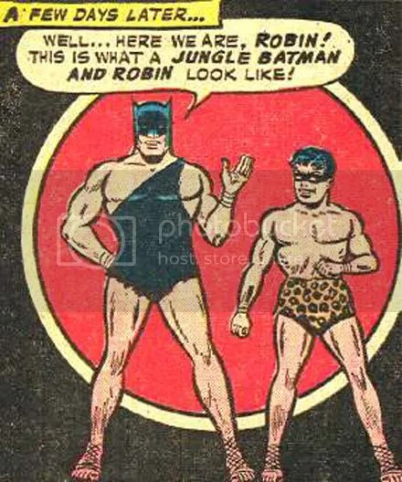 What goes on in the Bat-Cave?!?!?
