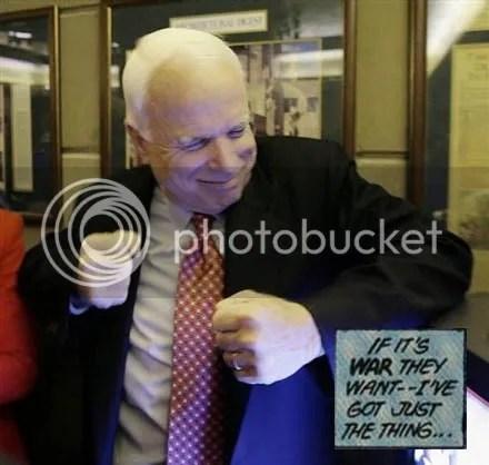 Holy Obama-punch!