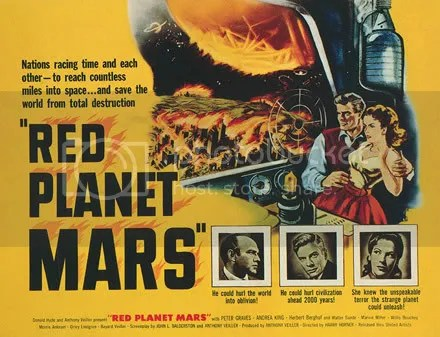 Red Planet Mars! commies!