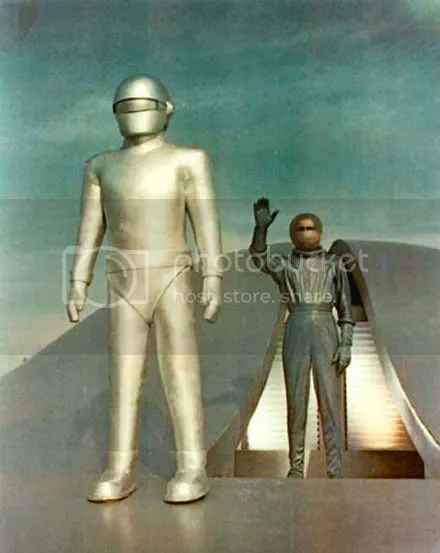 Gort and Klaatu!