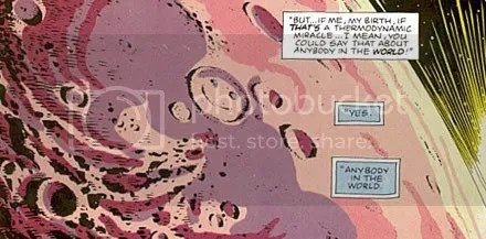 The Watchmen is great. It was Ozymandias all along, by the way